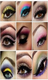 برنامه آموزشی فنی و حرفه ای آرایش زنانه (چشم و ابرو) اندرویدی فوق العاده جالب وهدیه ای استثنایی و طلایی ومهیج جهت خانم های باپرستیژ و زیبا و باکلاس