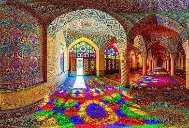 دانلود تحقیق و پاورپوینت زیبایی شناسی در معماری به صورت کامل