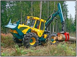 بهره برداری جنگل در ایران و دیگر کشورها