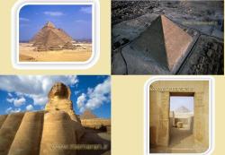 پاورپوینت بررسی معماری مصر
