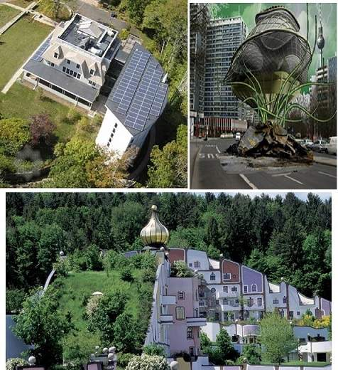 پاورپوینت بررسی معماری سبز (پایدار)