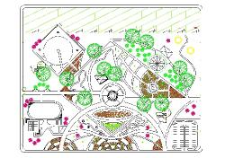 پروژه طراحی پارک دانشجویی