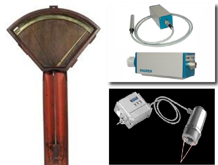 پاورپوینت بررسی دماسنج دو فلزی و پیرومتر