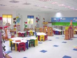 معماری مهد کودک ها