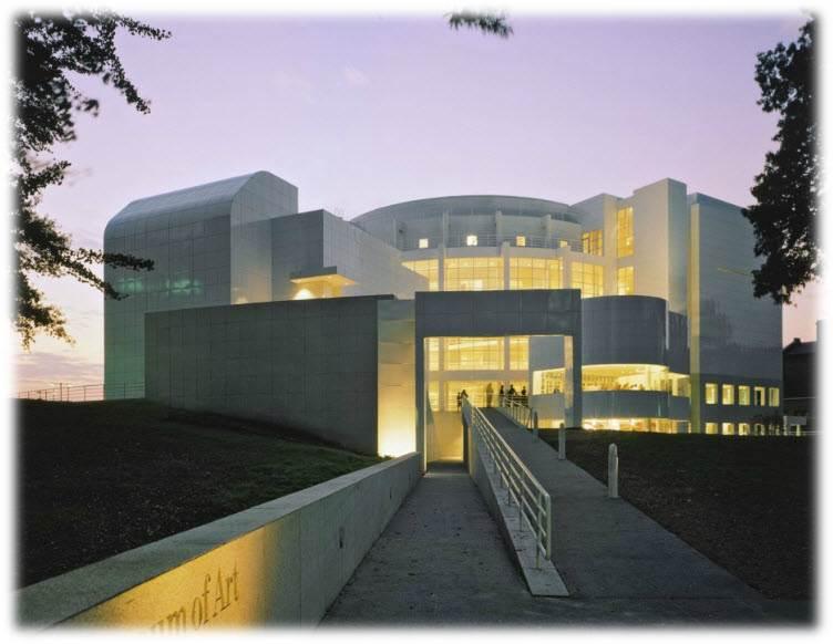پاورپوینت بررسی موزه هنرهای عالی آتلانتا