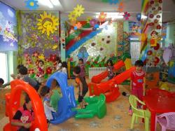 دانلود پاورپوینت بررسی رنگ در طراحی اتاق بازی کودکان 3تا 6 سال کودکستانهای بلوار سجاد مشهد