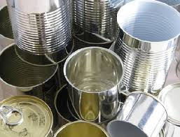 دانلود تحقیق انواع و اشکالات فنی ورق و قوطی های فلزی