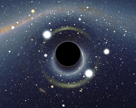 دانلود تحقیق سیاهچاله